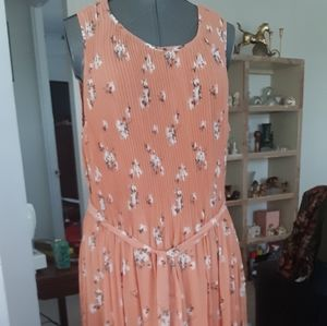 Pretty As a Peach Maxi Dress